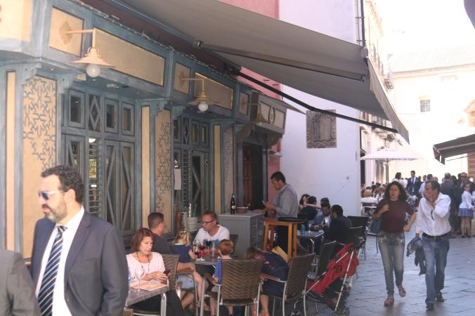 Casa La Viida Outdoor seating
