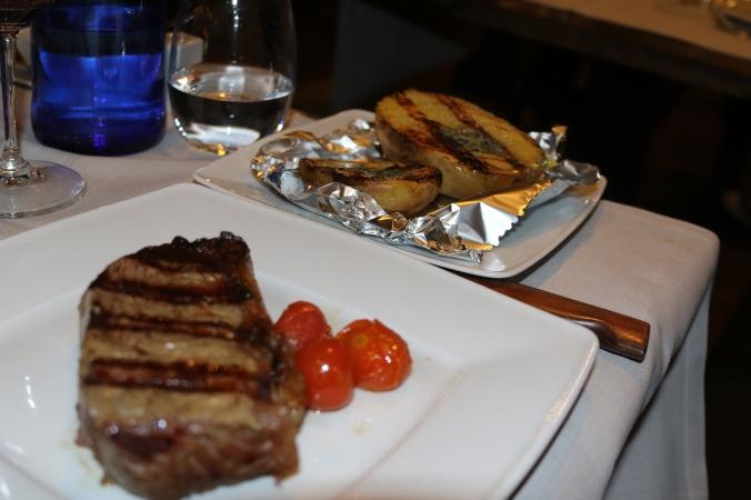 NY Stip Beef de Chorizo