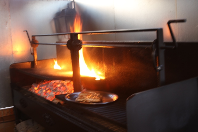 Casa Paco grill