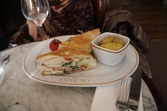Club Sandwich Angelina