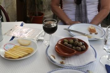 Appetizer Maritima Rest