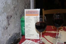 Spanish WIne La Morada Rest